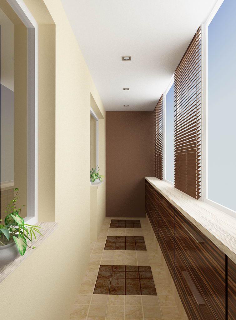 Дизайн проект будущего балкона - ремонт балконов в харькове.